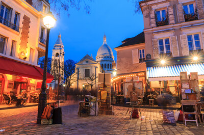 Top 10 des villes les plus romantiques du monde