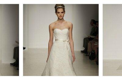 Brautkleider mit Taillenbänder aus der Kollektion 2013