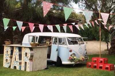 Food trucks 2017: sabor e variedade no seu casamento!