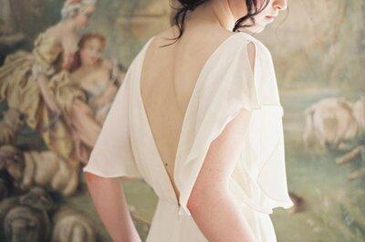 Cómo preparar el cabello en invierno antes de una boda: 3 consejos profesionales