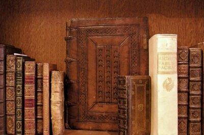 Des livres anciens aux livres modernes la librairie Picard permet des cadeaux de mariage originaux et personnalisés