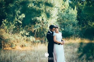 La misión más importante de mi vida: la boda de Sara y Pedro