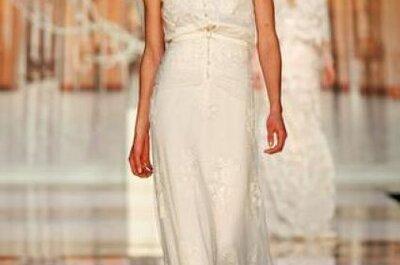 Vestidos de noiva vintage 2014