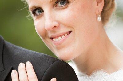 Las cinco tendencias en maquillaje de novia que arrasarán en 2015