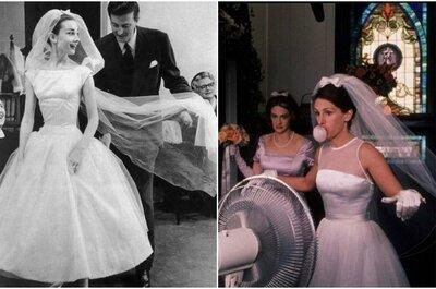 Una sposa da film (o un film da sposa?)
