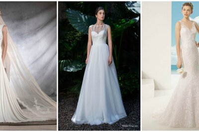 Las 9 mejores tiendas de vestidos de novia en Valencia