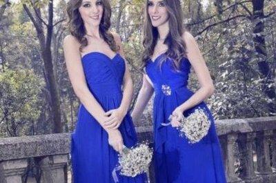 Vestidos para Damas de honor: 10 básicos que ¡no se pueden perder!
