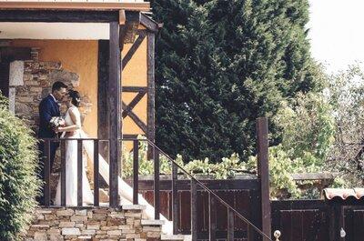 Los 12 mejores fotógrafos de boda de Castilla y León