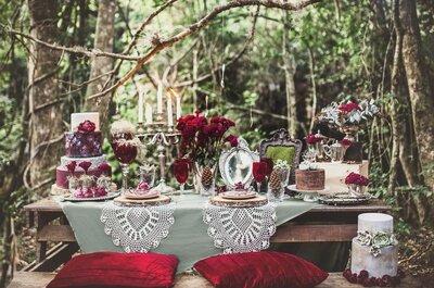 Como escolher o estilo do seu casamento em 2017: conheça todos eles!