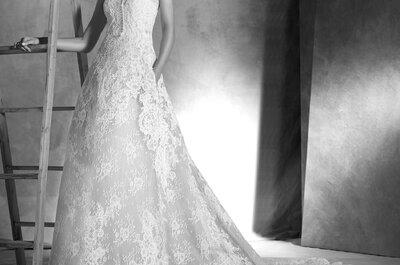 Vestidos de novia 2016: Mira las tendencias que se llevarán este año