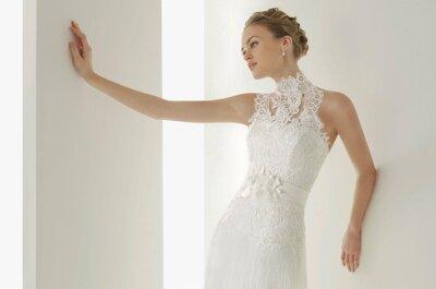Eleganckie suknie ślubne z kolekcji SOFT Rosa Clara 2013