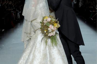 La colección de Pronovias 2014, en el Barcelona Bridal Week