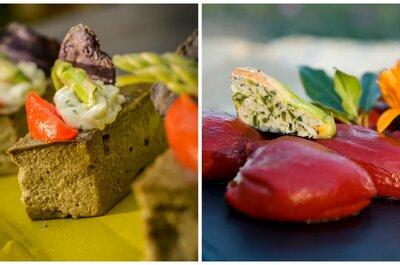 La battle gourmande : pour ou contre un buffet dînatoire pour son mariage?