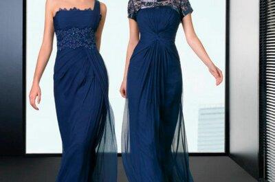 Lange Abendkleider von Rosa Clara aus der Kollektion 2013
