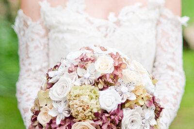 Découvrez les compositions gracieuses de l'Atelier Féerie Des Fleurs