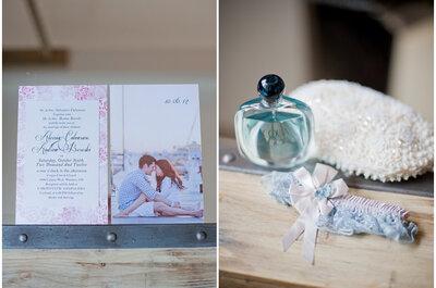Algo azul para tu boda: el Baby Blue está de moda