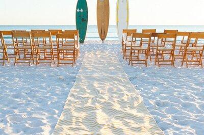 Cómo tener una boda diferente: 5 estilos para sorprender