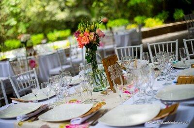 Las 10 mejores productoras de eventos para matrimonios en Santiago