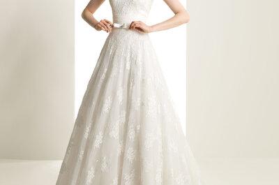 Kolekcja ślubna Zuhair Murad dla Rosa Clara 2013