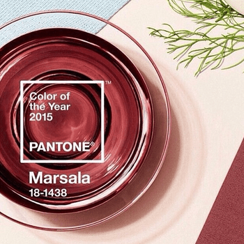 Una boda color Marsala, el color del año 2015