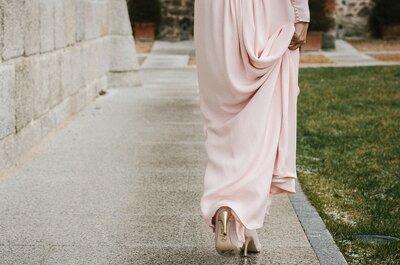 Inspiración vestidos para tu boda: novias soft