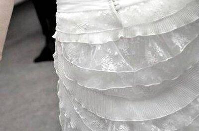 10 styles de robes de mariée 2013