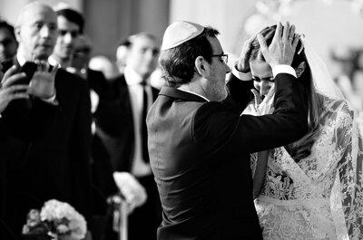 Le mariage juif : Organisation et déroulement d'une cérémonie très symbolique