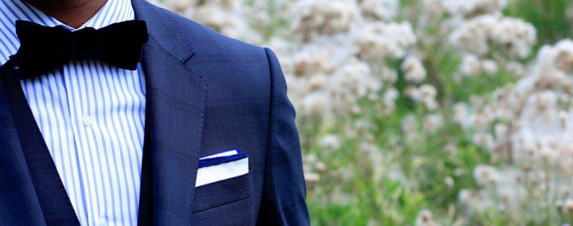 Tout sur le costume de marié grâce aux conseils de The Fitters!