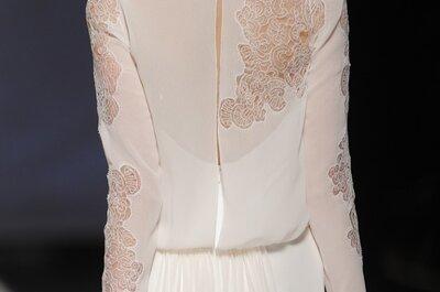 Amor amor: Conoce la colección de vestidos de novia primavera 2015 de Victorio & Lucchino