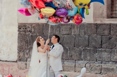 4 lugares públicos para celebrar tu boda