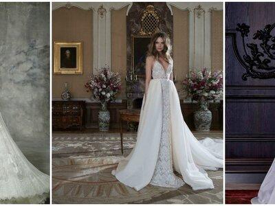 99 perfecte bruidsjurken uit de 2016 bruidscollecties!