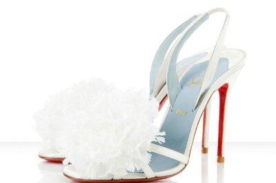 Sapatos de noiva: uma selecção de criações de Christian Louboutin