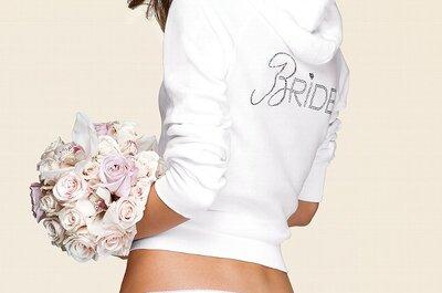 Colección de lencería para novias Victoria's Secret 2013