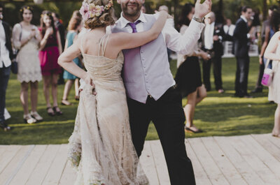 Un baile nupcial inolvidable: ¡luce tu vestido de novia!