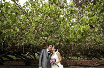 Pamela y Gonzalo, una historia que pasó de una amistad laboral a ser el amor de su vida
