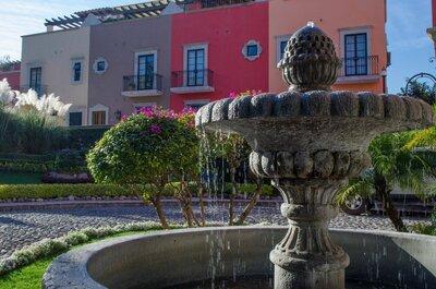 12 hoteles sensacionales para una boda en Guanajuato: Espacios llenos de historia, diseño e innovación