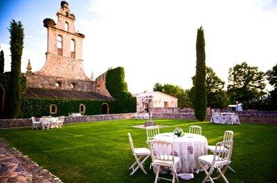 Los 12 mejores hoteles para celebrar tu boda en madrid - Sitios para bodas en madrid ...