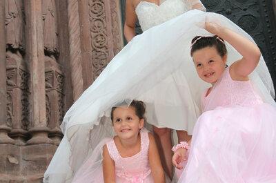 6 Tipps von Blogger-Müttern, wie Sie Kinder während der Hochzeit beschäftigen!
