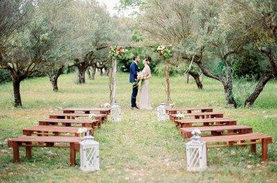 Imprégnez-vous de la magie et la féerie de ce lieu de réception en Provence