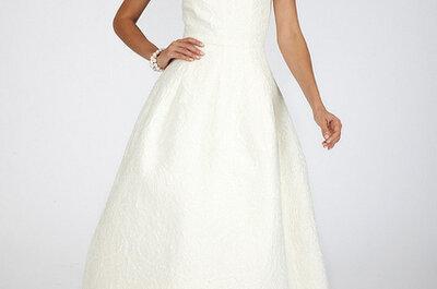 Oscar de la Renta Fall 2013 Bridal Collection