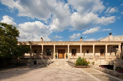 Palacio de Esquileo: celebrad una boda tradicional rodeados de la naturaleza segoviana