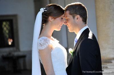 El caprichoso destino: la boda de Ana y Michael