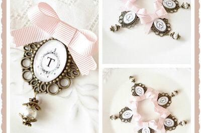 Complementos 'handmade' para novias