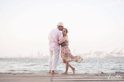 10 lugares románticos de Colombia para escaparte con tu pareja