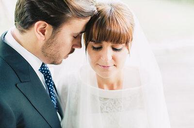 Helena e Zé Pedro: um casamento clássico e intemporal