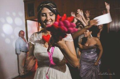 Buquês de noiva eternos conquistam as noivas modernas