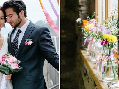 Pure Hochzeitsinspiration: romantische Sommerfrische in der malerischen Wachau