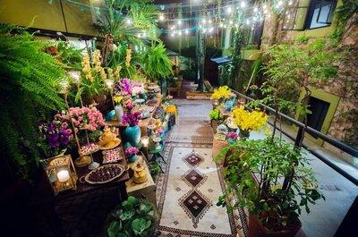 11 decoradores de mini wedding em São Paulo com máxi talento!