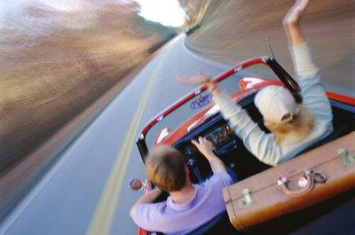Ruta de viaje de luna de miel: Europa en carro
