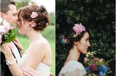 Las rosas, flores perfectas para decorar tu boda ¡de pies a cabeza!